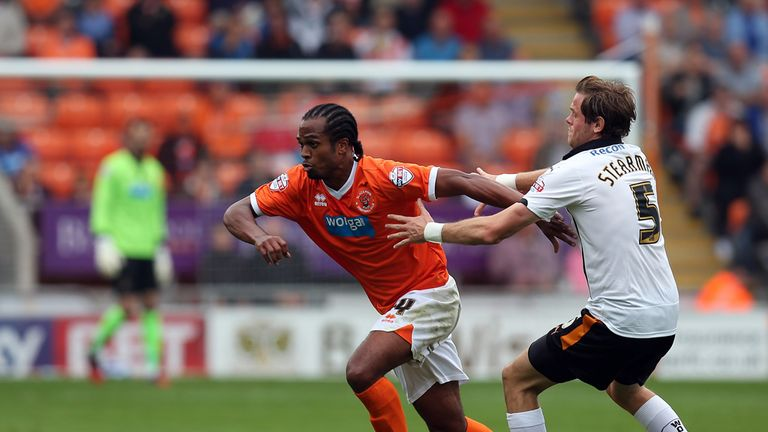 Nathan Delfouneso: Moves away from Richard Stearman