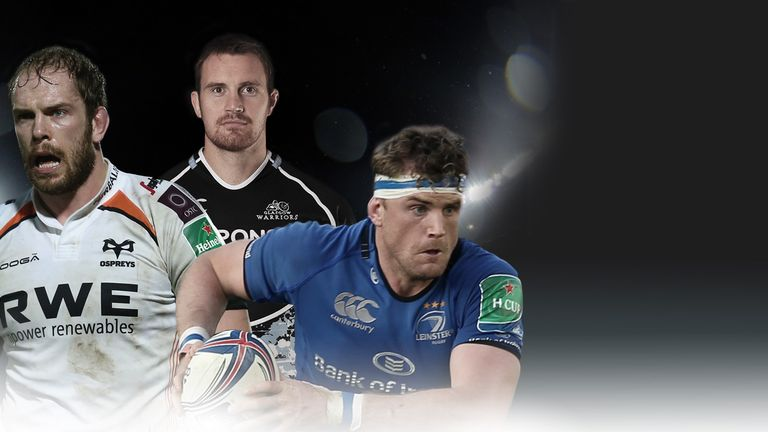 Watch the Guinness PRO12 live on Sky Sports