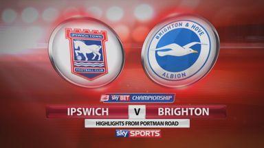 Ipswich 2-0 Brighton