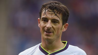 A frustrating start to the season for Everton and England defender Leighton Baines