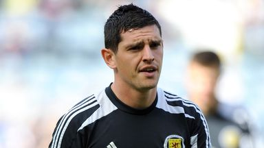 Graham Dorrans: West Brom midfielder has withdrawn from Scotland