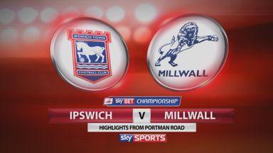 Ipswich 2-0 Millwall