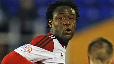 Kei Kamara: Agreed to end Middlesbrough contract over the summer