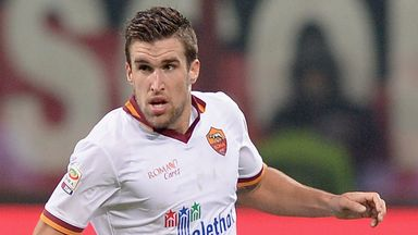 Roma are unsure how long Strootman will be out for