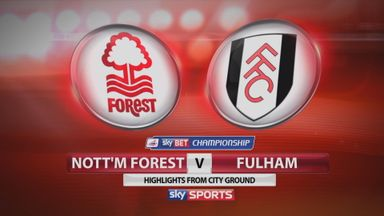 Nott'm Forest 5-3 Fulham