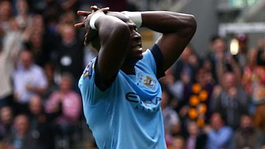 Eliaquim Mangala: Promises best is yet to come