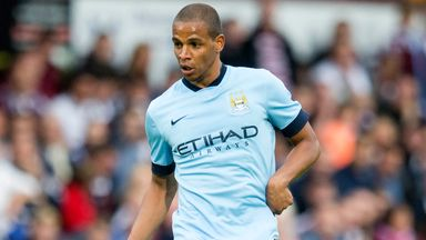 Fernando: Believes Manchester City can challenge for title