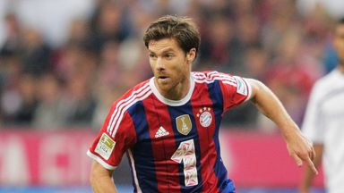 Xabi Alonso: Says Bayern will come to Manchester to do a job