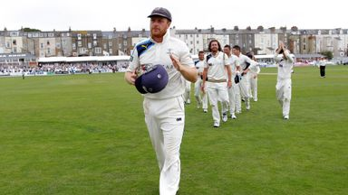 Andrew Gale: Kept away from Yorkshire