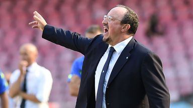 Rafael Benitez: Full of praise