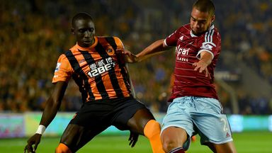 Mohamed Diame: Hull City midfielder confident of success