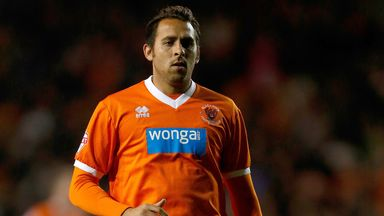 Michael Chopra: Criticises former club Blackpool