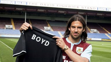 George Boyd: Three-year deal