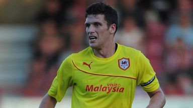 Mark Hudson: Taking on a new challenge after leaving Cardiff