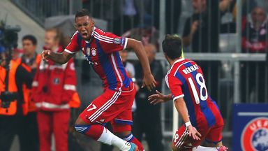 Jerome Boateng turned down an offer to join Barcelona in the summer