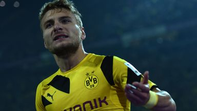 Ciro Immobile: Goal not enough to hand Dortmund victory