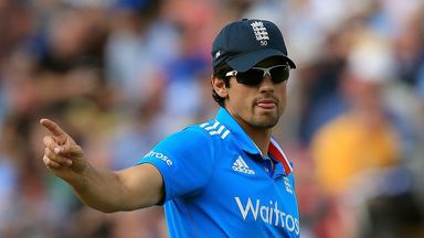 Alastair Cook: Set to get go-ahead to captain England at World Cup