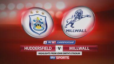 Huddersfield 2-1 Millwall