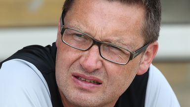 Kevin Nugent secured his first win as Barnet boss.
