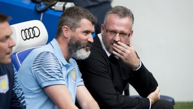 Roy Keane and Aston Villa have parted company