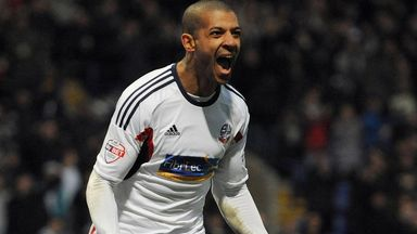 Jermaine Beckford: Leaving Bolton next month