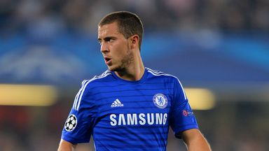 Eden Hazard: In good form for Chelsea