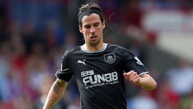 George Boyd: Confident Burnley can compete among the elite
