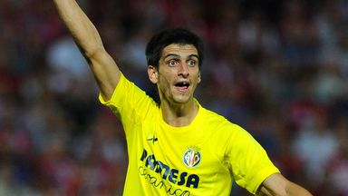 Gerard Moreno: On target for Villarreal