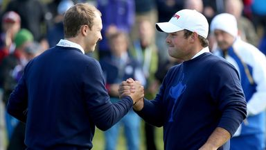 Impressive Ryder Cup debuts from Jordan Spieth and Patrick Reed.