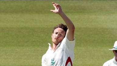 Anthony Ireland: Seamer to depart Leicestershire