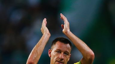 John Terry: Happy to get three points against Sporting Lisbon