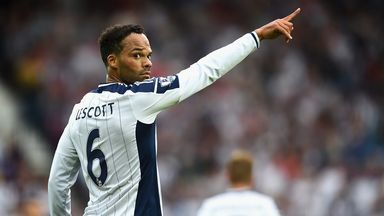 Joleon Lescott enjoying life at the heart of West Brom
