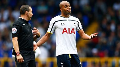 Younes Kaboul: Trying to find a reason for Tottenham defeat