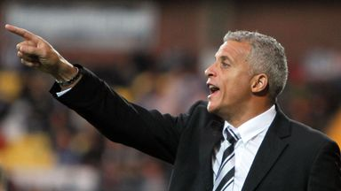 Keith Curle: Pleased with his side