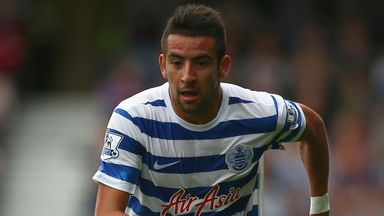Mauricio Isla: Starting to find his feet at Loftus Road