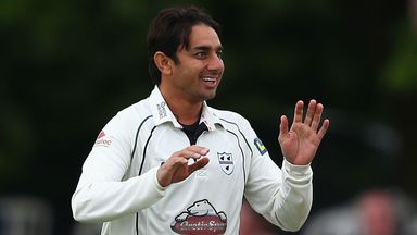 Saeed Ajmal: World Cup target for spinner