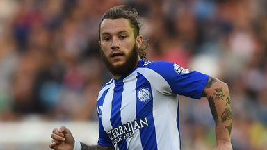 Stevie May: Hopes to make a move up to the senior national squad