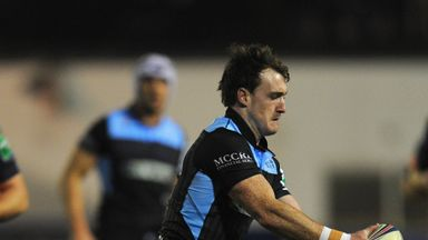 Stuart Hogg: New deal for Glasgow and Scotland full-back
