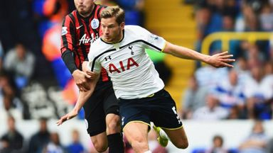 Jan Vertonghen: Is happy and settled at Spurs