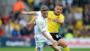 Almen Abdi: Pushing for a return to action