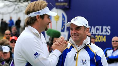 Victor Dubuisson and Paul McGinley will be smiling on Sunday, says Monty