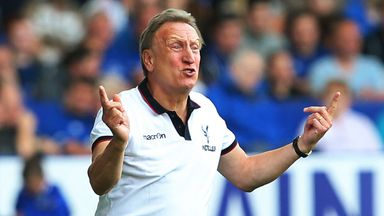 Crystal Palace boss Neil Warnock faces an FA misconduct charge over comments made about referee Craig Pawson
