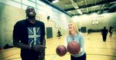 Luol Deng's basketball masterclass