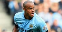 Vincent Kompany: Believes City will battle with Arsenal and Chelsea