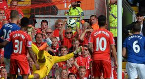 Merseyside derby: Liverpool v Everton gallery