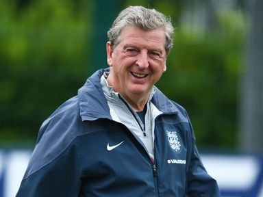 Roy Hodgson: England boss is happy with his squad's recovery