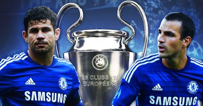 Diego Costa and Cesc Fabregas: Partnership flourishing