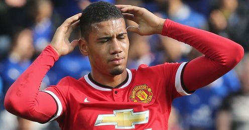 Chris Smalling: Didn't impress as a substitute