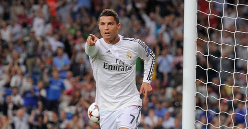 Cristiano Ronaldo: Spent six successful years at Manchester United