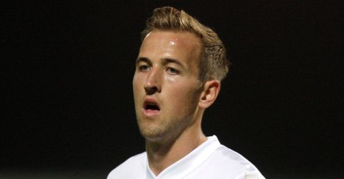 Harry Kane: On brink of first senior England call-up